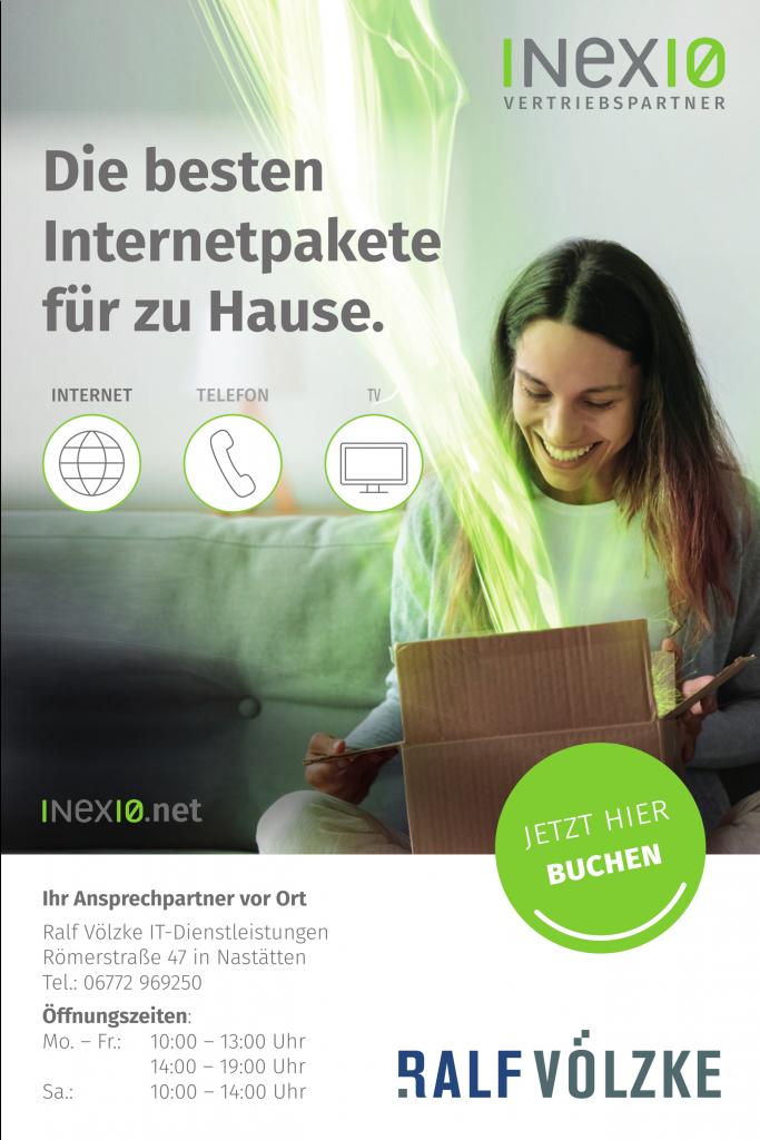 Die besten Internetpakete für Ihr zu Hause